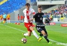 Mecz reprezentacji U19 na Stadionie Śląskim