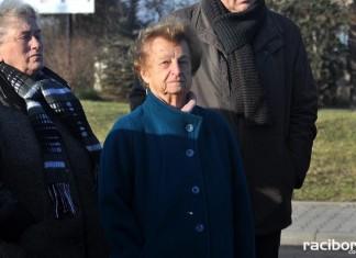 Helena Burek Zasłużoną dla Miasta Racibórz