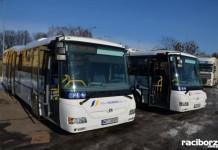Blisko 6 mln trafi do powiatu raciborskiego na autobusy