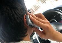 Policja: KSP apeluje do kierowców o niekorzystanie z telefonu w czasie jazdy