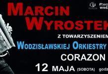 Muzyczne fuzje z Marcinem Wyrostkiem w WCK