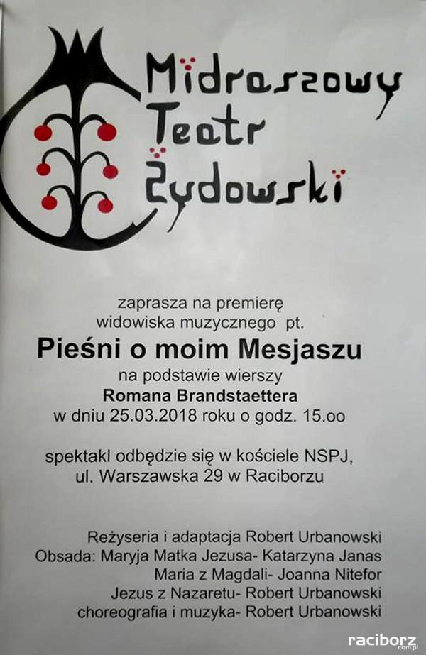 midraszowy teatr zydowski raciborz
