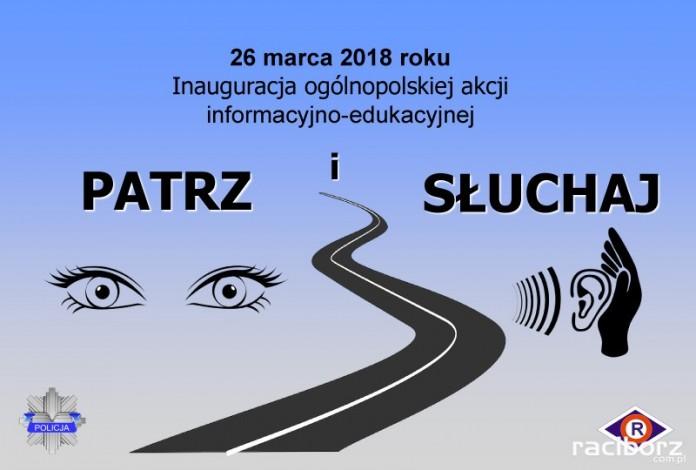 Polska Policja: Akcja informacyjno-edukacyjna