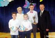 II Szkolny Turniej Żonglowania Piłką Nożną Grzegorzowice