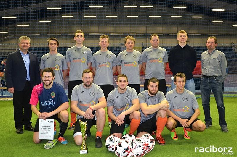 Turniej Piłki Nożnej Seniorów o Puchar Wójta Gminy Krzyżanowice