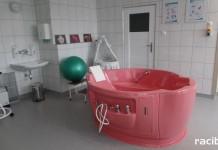 Racibórz: Nowa wanna porodowa z hydromasażem w raciborskim szpitalu