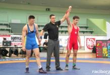 Mistrzostw Polski Juniorów w zapasach w Raciborzu