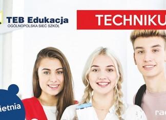 Technikum TEB Edukacja Drzwi Otwarte 2018