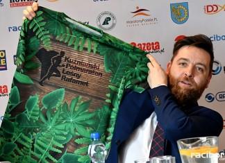 III Leśny Połmaraton w Kuźni Raciborskiej Rafamet