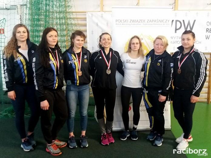 Dwa medale zapaśniczek Unii na Mistrzostwach Polski