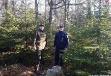 Kuźnia Raciborska: Policjanci i leśnicy na wspólnych patrolach