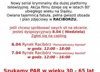 Casting Racibórz