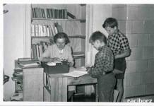 Halina Zakrzewska, była kierownik filii w Studziennej