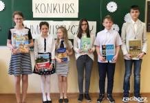 XIX Międzyszkolny Konkurs Humanistyczny w SP4