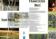 Skale Niecia. Wystawa grafik Franciszka Niecia w Rybniku