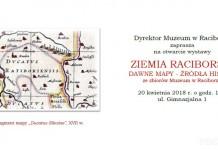 dawne mapy muzeum raciborz