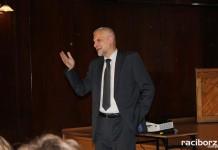Jacek Lewicki, Prezes Sądu Rejonowego w Raciborzu. Fot. Zuzanna Walesiewicz