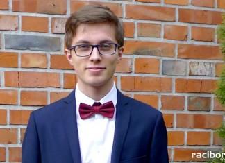 Kamil Mucha. Fot. II LO