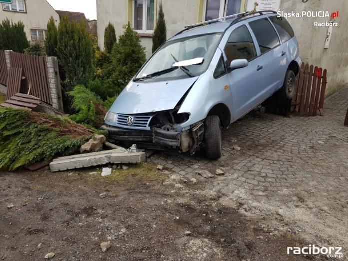Policja Racibórz: Pijany kierowca sprawcą kolizji w Rudach
