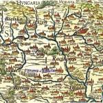 Mapa Martina Helwiga