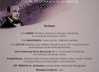 XIV Festiwal Pieśni Stanisława Moniuszki Racibórz
