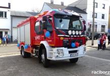Samochód strażacki OSP Krzanowice
