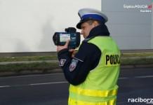 """Policja Racibórz: Akcja """"Kaskadowy Pomiar Prędkości"""""""