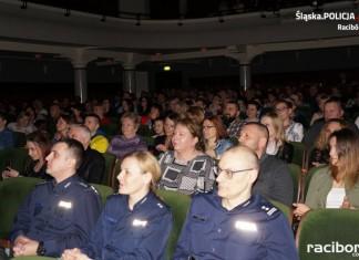 """Policja Racibórz: Seminarium """"Bezpiecznie - chce się żyć"""""""