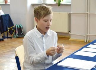 Konkurs Spelling Bee w SP4