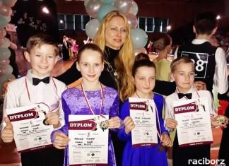 Tancerze MDK Racibórz na Ogólnopolskim Turnieju Tańca w Czeladzi