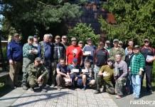 Wędkarze otworzyli sezon wędkarski w gminie Krzyżanowice