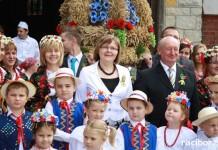 """Koło Gospodyń Wiejskich """"Wioskowe Trio"""" w Szonowicach"""