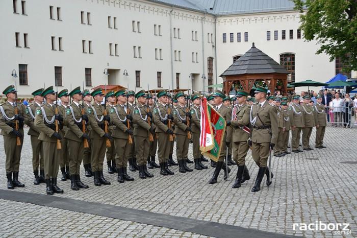 uroczyste obchody 27. rocznicy powołania Straży Granicznej