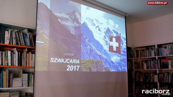 Rowerem wokół Matterhorn – relacja z wyprawy Zbigniewa Kręcisza w bibliotece w Raciborzu