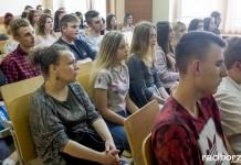 PWSZ Racibórz: Spotkanie w Instytucie Pedagogiki dla szkół średnich