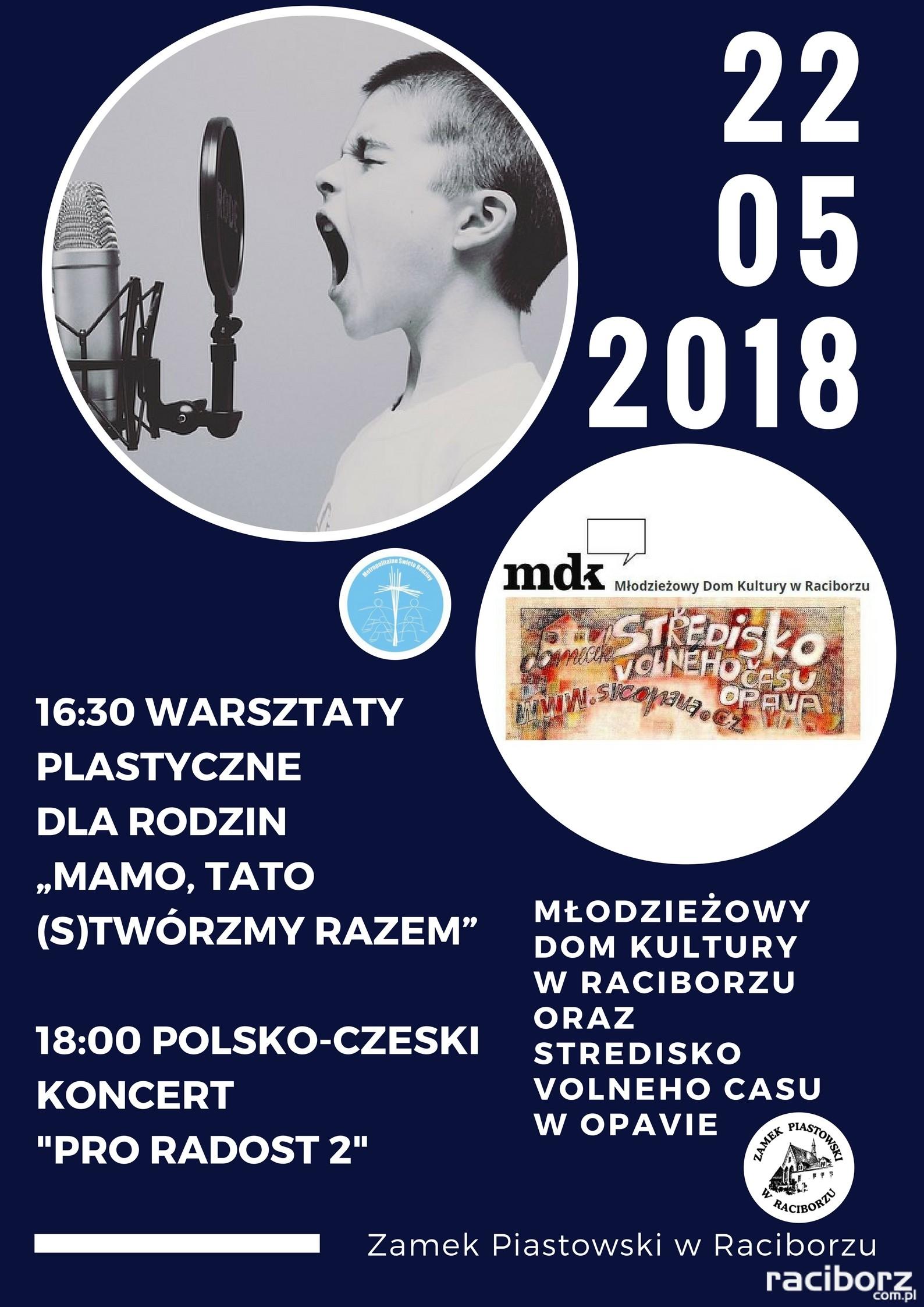 Metropolitalne Święto Rodziny na Zamku Piastowskim w Raciborzu - dzień II