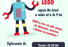 Robotyka i Programowanie LEGO – biblioteka zaprasza na wakacyjne kursy