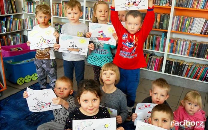 Wielka liga młodych czytelników w raciborskiej bibliotece