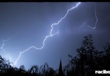 Meteorolodzy ostrzegają przed burzami z gradem na Śląsku