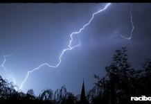 Racibórz, Śląsk: Meteorolodzy ostrzegają przed burzami