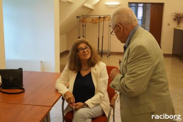 Dr Ewa Kurek w Raciborzu