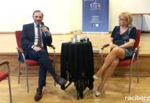 Tomasz Pietrzykowski i Gabriela Lenartowicz