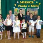 Gminny konkurs recytatorski w Borucinie