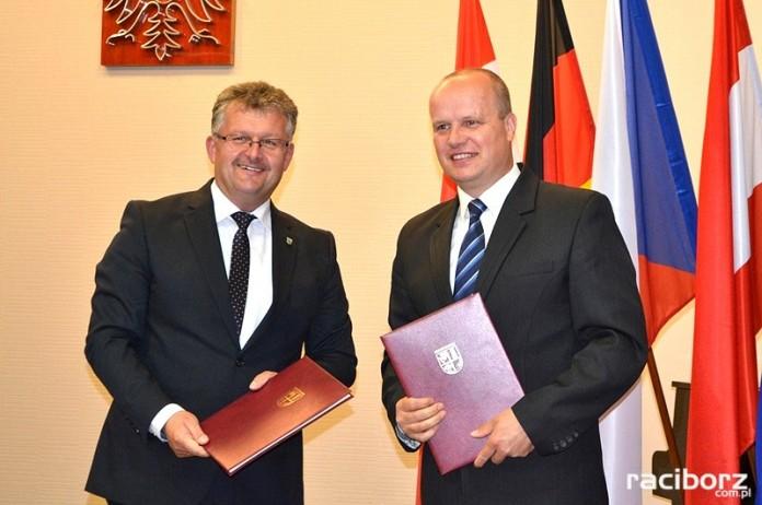 20. rocznica podpisania umów partnerskich w Krzyżanowicach
