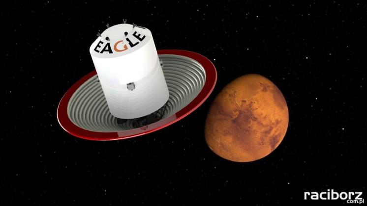 Lądownik marsjański raciborzan w finale konkursu The Mars Society i NASA
