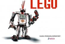 Programowanie LEGO – biblioteka zaprasza na wakacyjne kursy