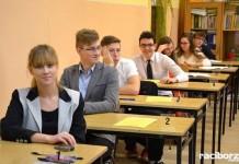 Racibórz: Matura 2018. Uczniowie rozpoczęli swój egzamin dojrzałości