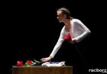 """Milena Pilipczuk w monodramie """"Anioł i gbur"""""""