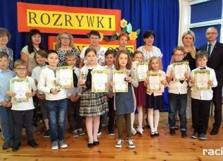 Powiatowy Konkurs o tytuł Mistrza Rozrywek Umysłowych w SP18