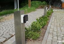 parking dla kempingów Rudy Raciborskie
